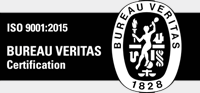 Logo ng Sertipikasyon ng Bureau Veritas